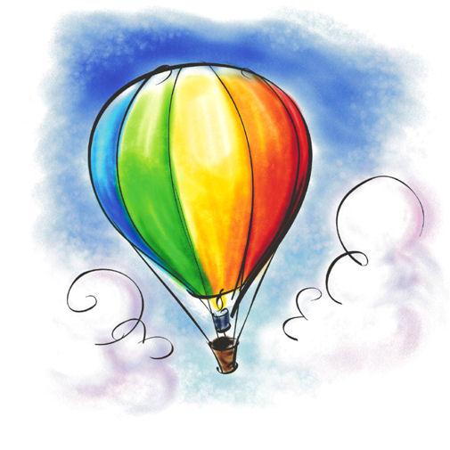 balloon clip art microsoft - photo #9